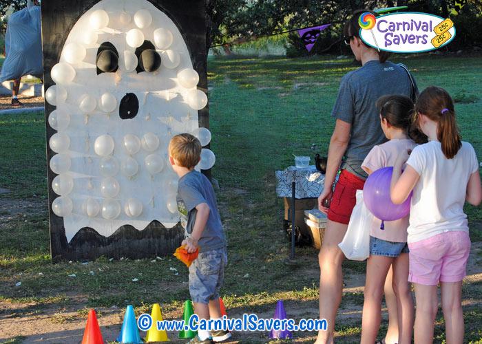 boo loon pop halloween carnival gamejpg - Halloween Gmaes