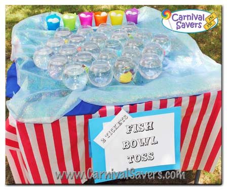 Fish_bowl_toss_carnival_game on Probability Carnival Games Ideas