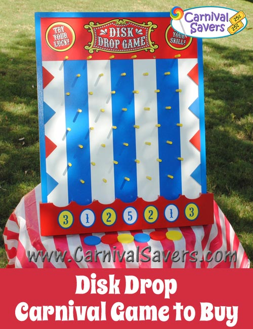 Free game ideas carnival birthday party games for Easy fishing games