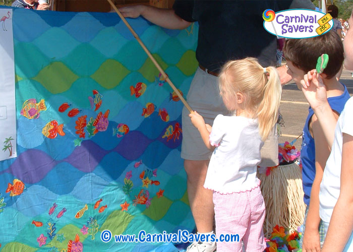 Carnival Game And Booth Ideas Fishing Booth
