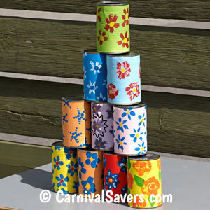 homemade-cans-stacked-up-for-game.jpg