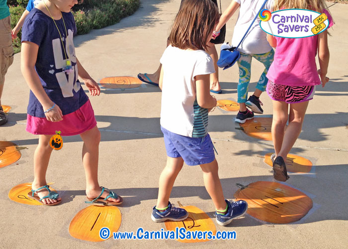 image relating to Cake Walk Numbers Printable named Pumpkin Patch Stroll - Enjoyable Tumble Competition Video game!