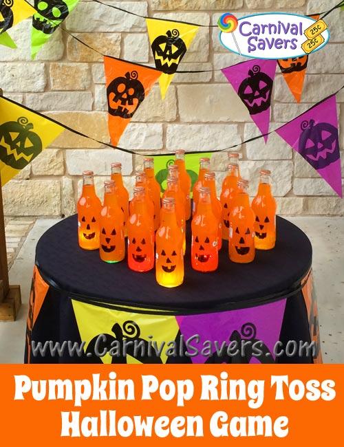 pumpkin pop ring toss halloween gamejpg