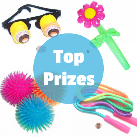 top carnival prizes